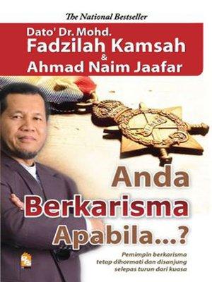 cover image of Anda Berkarisma Apabila...?