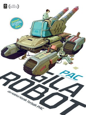 cover image of Gila Robot