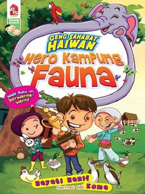 cover image of Geng Sahabat Haiwan