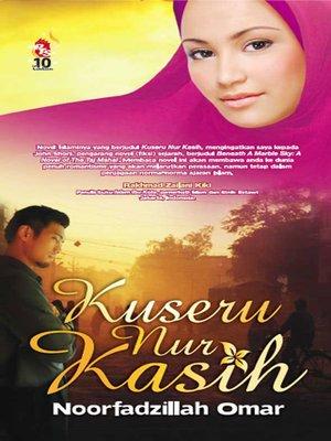 cover image of Kuseru Nur Kasih
