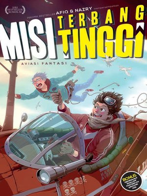cover image of Misi Terbang Tinggi #1: Aviasi Fantasi