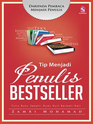 cover image of Tip Menjadi Penulis Bestseller