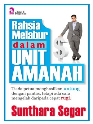 cover image of Rahsia Melabur Dalam unit Amanah
