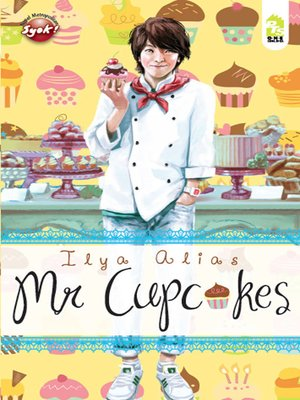 cover image of Mr Cupcakes