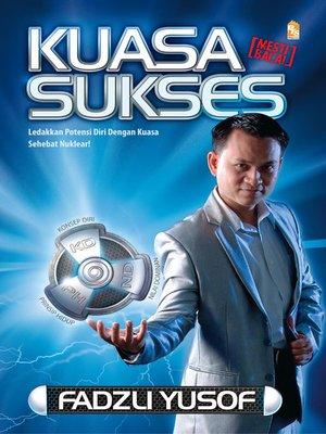 cover image of Kuasa Sukses