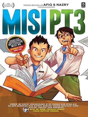 cover image of Misi PT3