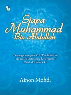 cover image of Siapa Muhammad bin Abdullah