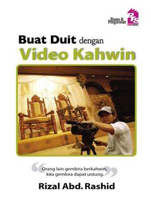 cover image of Buat Duit dengan Video Kahwin