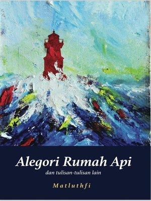 cover image of Alegori Rumah Api