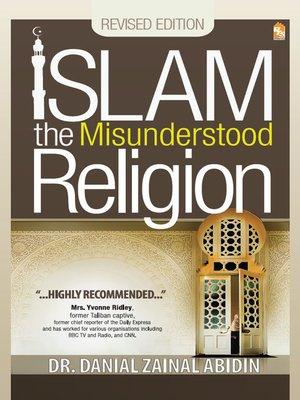 cover image of Islam the Misunderstood Religion