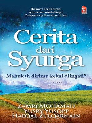 cover image of Cerita Dari Syurga