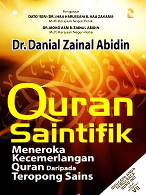 cover image of Quran Saintifik