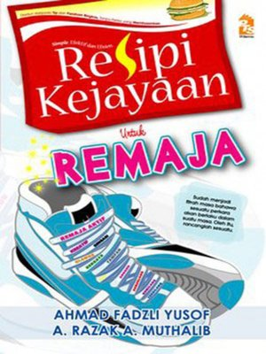 cover image of Resipi Kejayaan untuk Remaja