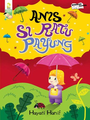cover image of Anis Si Ratu Payung