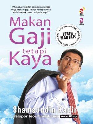 cover image of Makan Gaji Tetapi Kaya