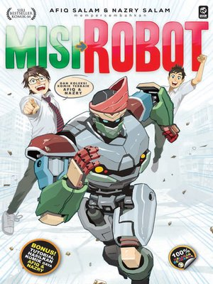 cover image of Misi Robot