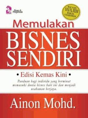 cover image of Memulakan Bisnes Sendiri
