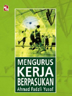 cover image of Mengurus Kerja Berpasukan