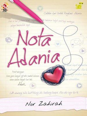 cover image of Nota Adania