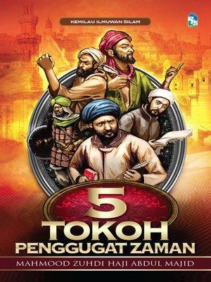 cover image of 5 tokoh penggugat zaman