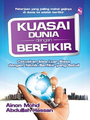 cover image of Kuasai dunia dengan berfikir