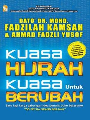 cover image of Kuasa Hijrah Kuasa Untuk Berubah