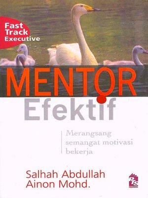 cover image of Mentor efektif