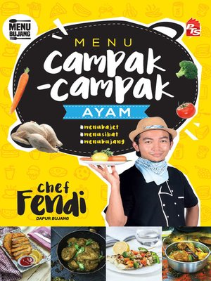 cover image of Menu Campak-Campak: Ayam