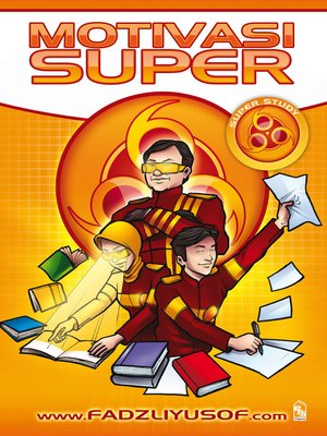 cover image of Super Study: Motivasi super