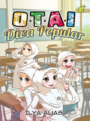 cover image of O.T.A.I: Diva Popular