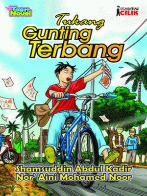 cover image of Usahawan Cilik: Tukang Gunting Terbang