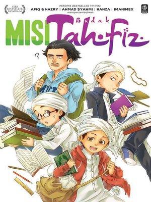cover image of Misi Budak Tahfiz
