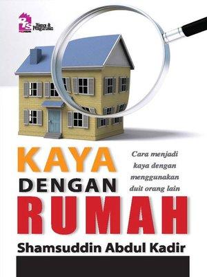 cover image of Kaya dengan Rumah