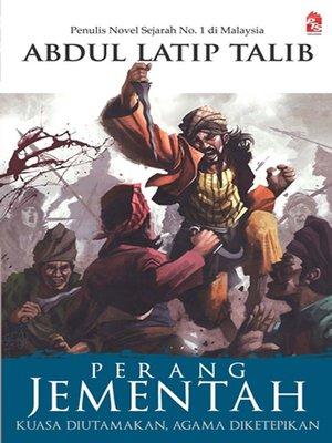 cover image of Perang Jementah