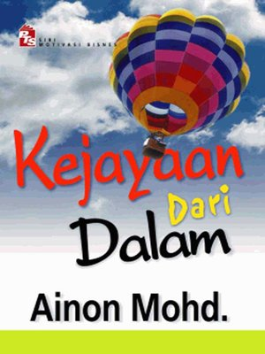 cover image of Kejayaan Dari Dalam