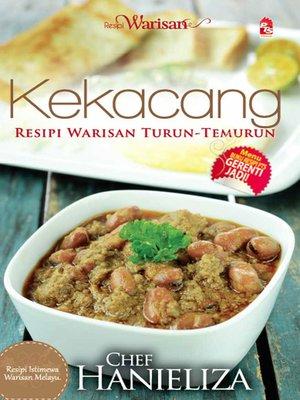 cover image of Resipi Warisan: Kekacang