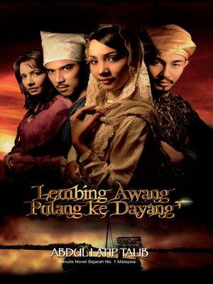 cover image of Lembing Awang Pulang ke Dayang
