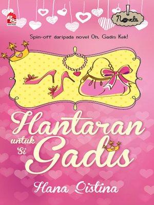 cover image of Hantaran untuk Si Gadis