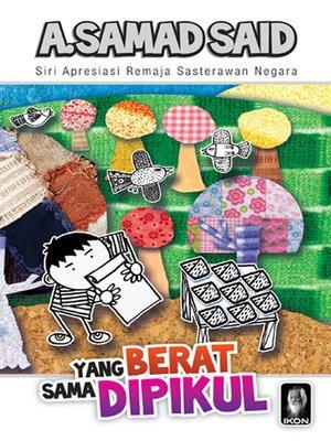 cover image of Yang berat sama dipikul