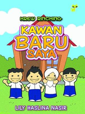 cover image of Krew Rinching: Kawan Baru Saya