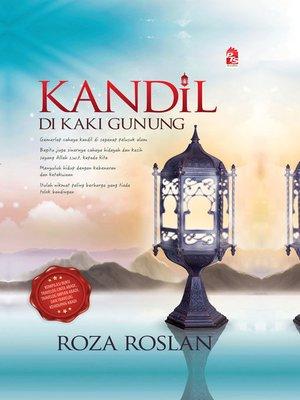 cover image of Kandil di Kaki Gunung