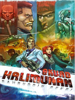 cover image of Skuad Halimunan