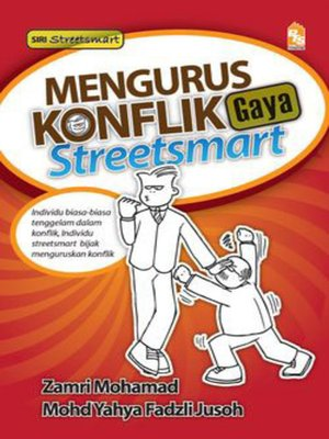 cover image of Mengurus Konflik Gaya Streetsmart
