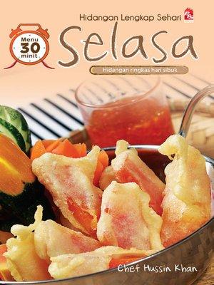 cover image of Hidangan Lengkap Sehari