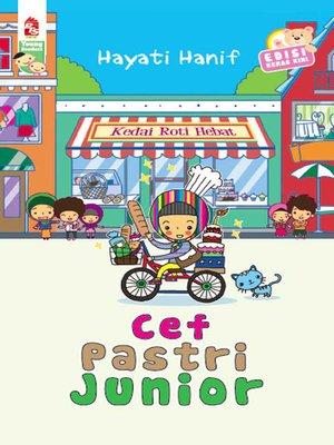 cover image of Cef Pastri Junior Edisi Kemas Kini