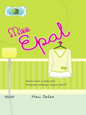 cover image of Miss Epal