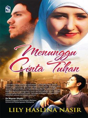 cover image of Menunggu Cinta Tuhan