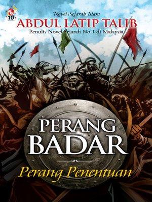 cover image of Perang Badar