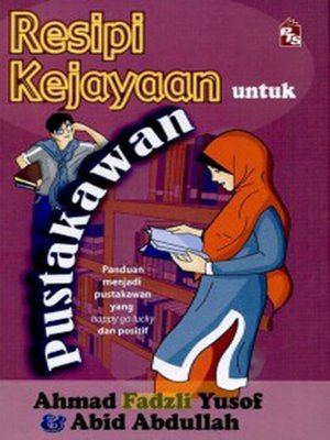 cover image of Resipi Kejayaan untuk Pustakawan