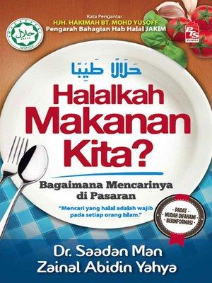 cover image of Halalkah Makanan Kita?